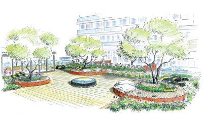 Menno-Boer-Daktuin-dakterras-vd-Valk-exclusief-groen-dak-tuinontwerp-ontwerp-aanzicht